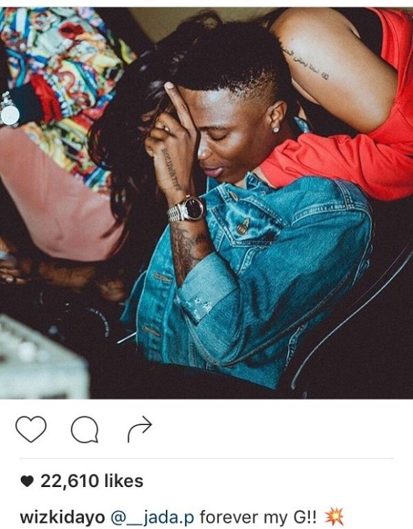 Wizkid & his Manager Jada Fuel Dating Rumours…Again + 7 Cute Photos of them Together
