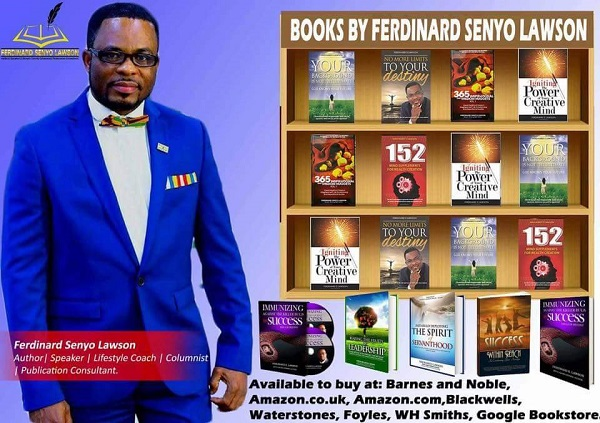 The Youth: The Next Inventors Sitting in the Pew by Ferdinard Senyo Lawson