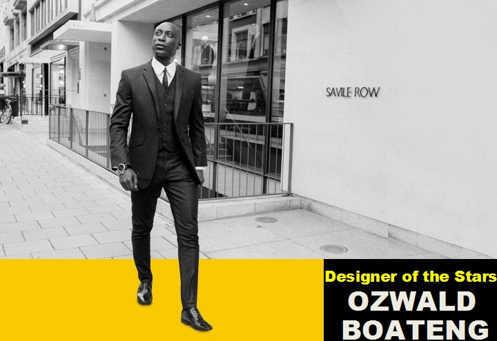 Designer of the Stars, The Ozwald Boateng's story