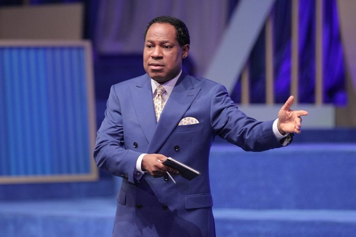 There is nothing like spiritual wife or husband – Pastor Chris Oyakhilome says (video)