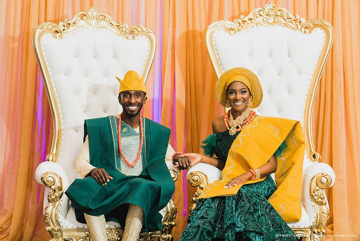Gorgeous Traditional Nigerian and Western Wedding in Alabama – Kourtney and Adeola