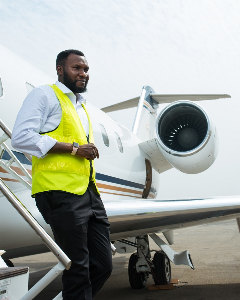 The Paradigm Shift, As Aircraft Engineer Isaac Balami Covers Pleasures Magazines March/April 2020 Issue lindaikejisblog 2