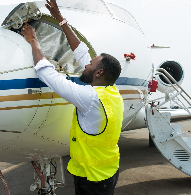 The Paradigm Shift, As Aircraft Engineer Isaac Balami Covers Pleasures Magazines March/April 2020 Issue