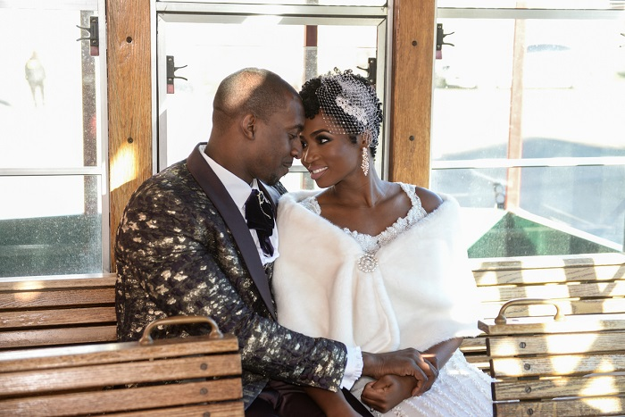 Kwame and Diane: A Pan-African City-Chic Wedding in Patterson