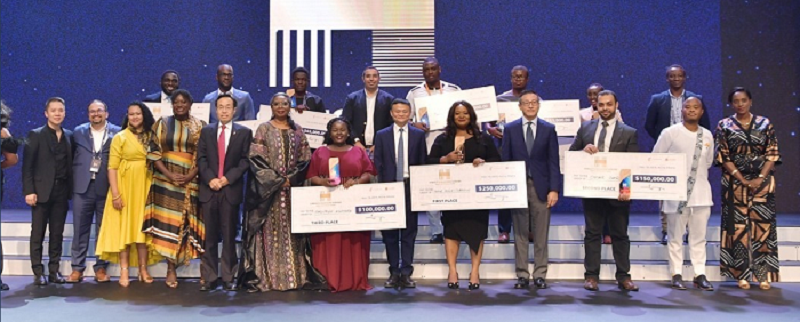 """Jack Ma Foundation's Africa Netpreneur Prize Initiative (ANPI) Launches Search for """"Africa's Business Heroes"""""""