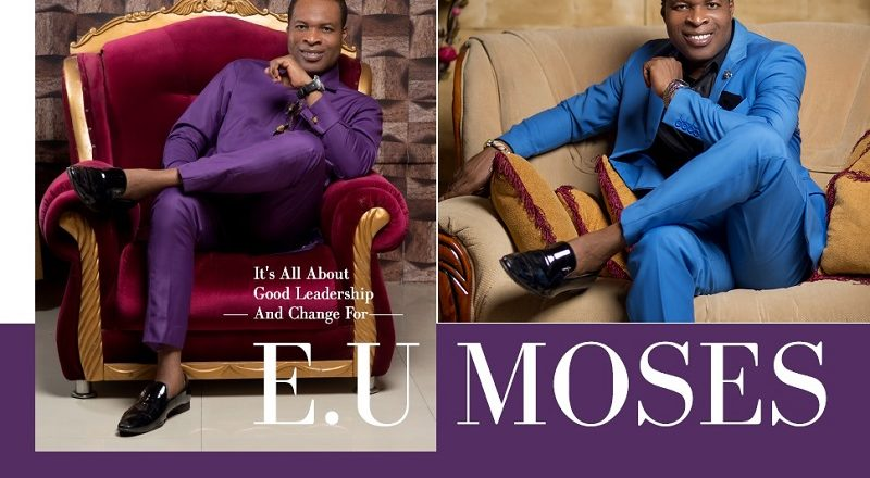 It's All About Good Leadership And Change For E.U Moses