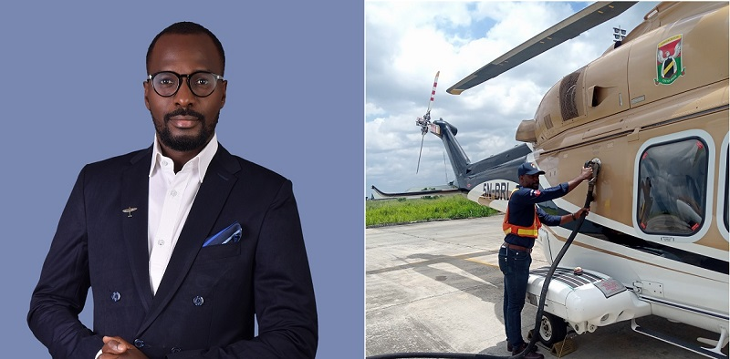 Doing things right as it should be done: Meet Otemu Igho –The Aviation Refueling Expert