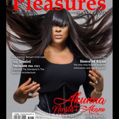 Akunna Nwala-Akano: The Hair Giant Taking Nigeria's Beauty Industry to a New Level
