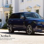 The New Overfince , a Range Rover enhancement