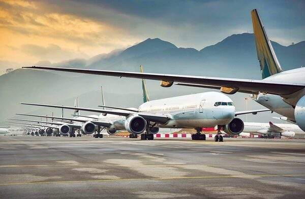 'Air travel not expected to recover before 2024'