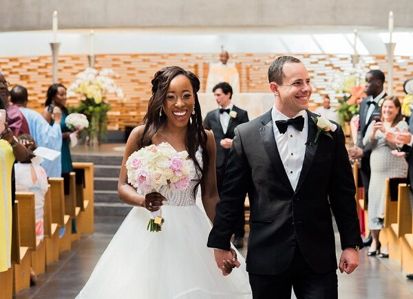 Multicultural Nigerian and Jewish Wedding in Oakland, CA