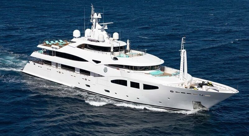 Burgess Reigns as the Global Leader in the Superyacht Industry
