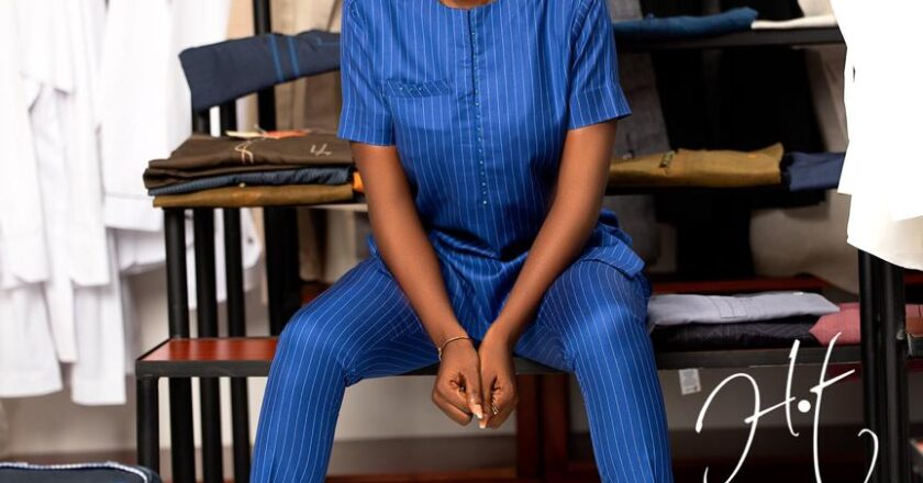 Ghanaian fashion brand Harmony Trends unveils  Luxury edition – Safari suits Collection 2021