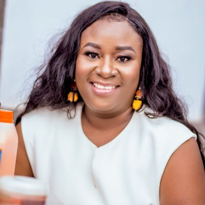 How Israella Mansu is Taking Ghana's Organic Beauty Industry to Affordable Heights