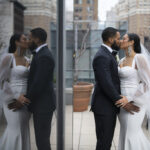 COVID Could Not Stop Mlé and Anthony's Chic & Intimate New York Wedding
