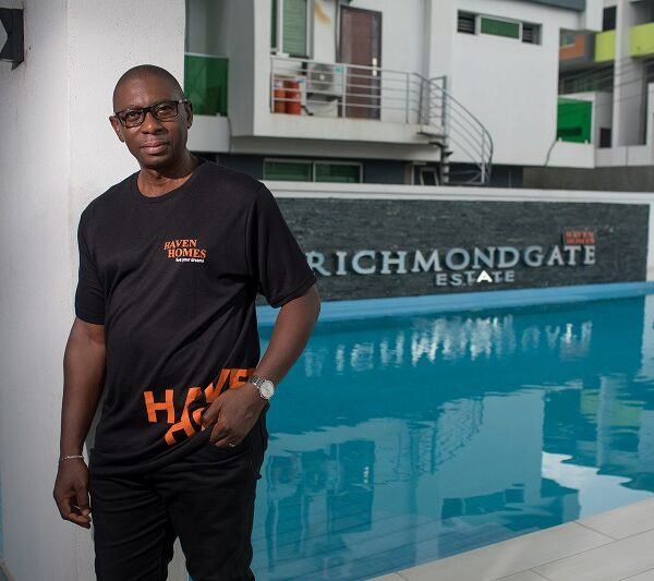 Championing affordable luxury properties in Nigeria: Haven Homes CEO Tayo Sonuga covers Pleasures Magazine's March/April Issue